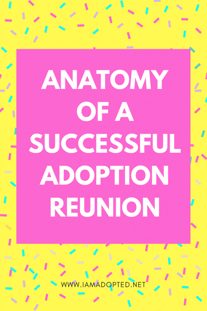 Anatomy of a Successful Reunion