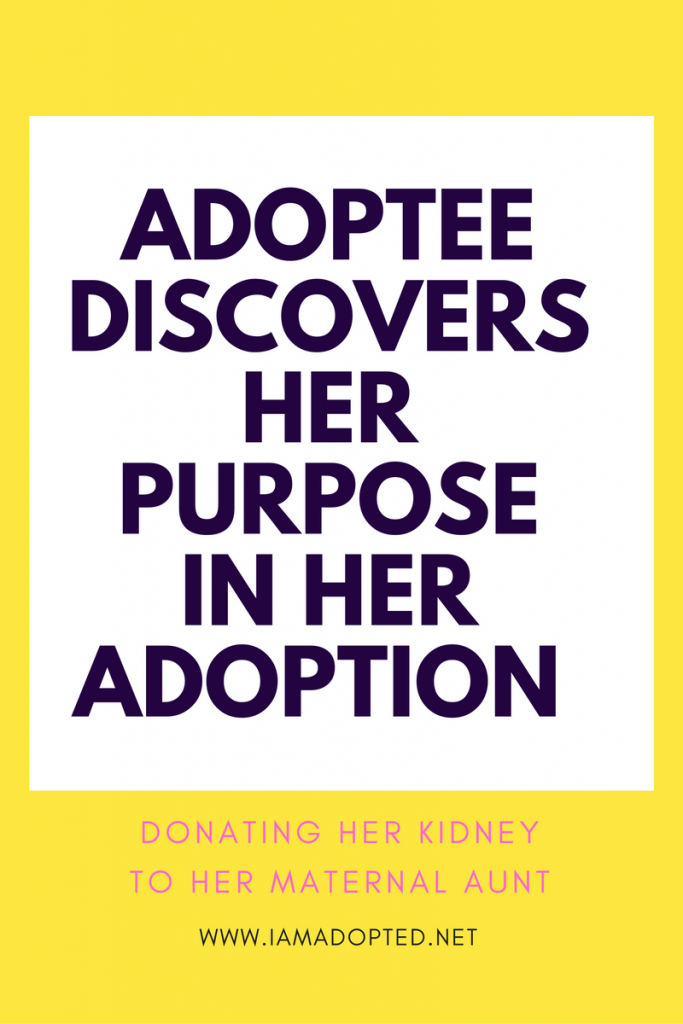 Adoptee Discovers Her Purpose Through Her Adoption