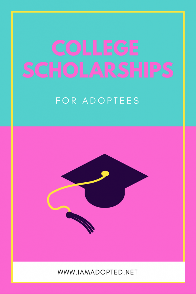 College Scholarships for Adoptees